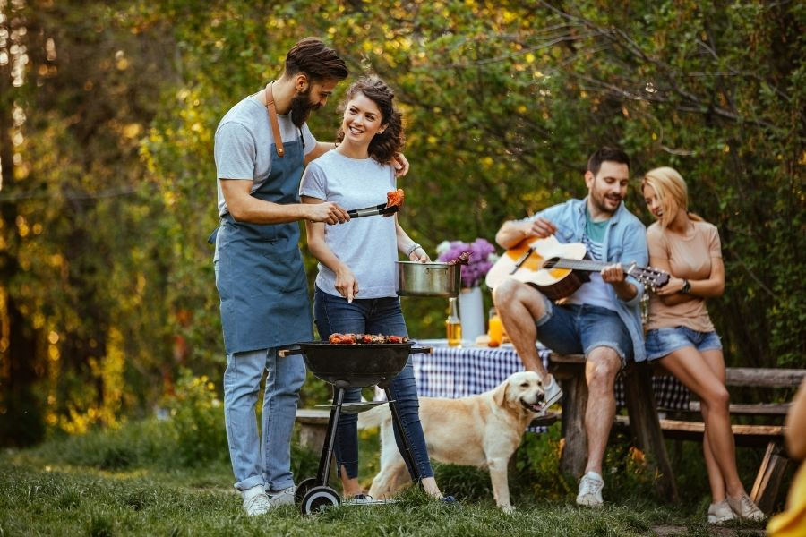 Have a Dog-Friendly Memorial Day in Frederick!